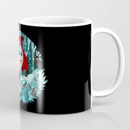 Red of the Woods Coffee Mug