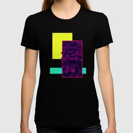 Neon Bush #society6 #retro T-shirt