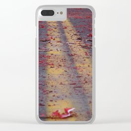 4th Road Clear iPhone Case