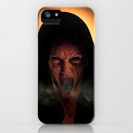 Unholy Mother iPhone Case