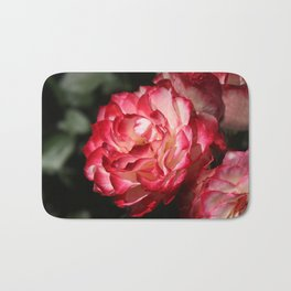 Blush Roses Bath Mat
