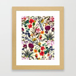 Magical Garden V Gerahmter Kunstdruck