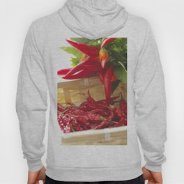 Hot chili pepper for kitchen design Hoody