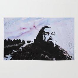Leonardo DiCaprio -The revenant 2 Rug