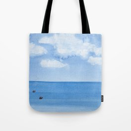 Two Seals Pop Up Tote Bag