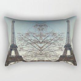 The 90s in Paris Rectangular Pillow