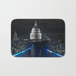 Ghosts of St Paul's Bath Mat