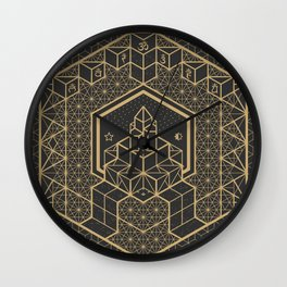 The inner Truth Wall Clock