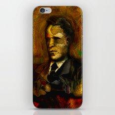 Young Man  iPhone & iPod Skin