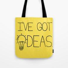 I've got ideas! Tote Bag