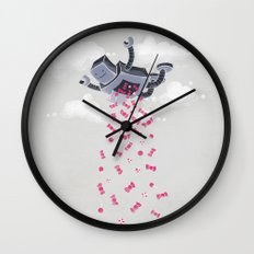 Oh, Happy Day! Wall Clock