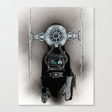 What's So Great About Star Wars (Coffin Jockey) Canvas Print