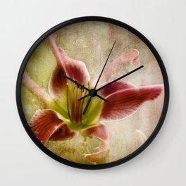Misshapen Beauty Wall Clock