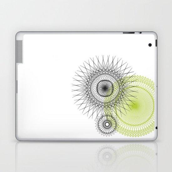 Modern Spiro Art #3 Laptop & iPad Skin