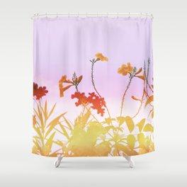 #Fantasy#Tropical#blossom Shower Curtain