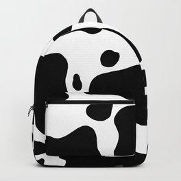 Cow Hide Backpack