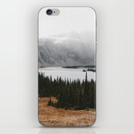 Outdoorsy Nature Wildnerness Photo iPhone Skin