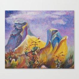 Swaziland-Milwane Canvas Print