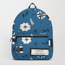 Field Notes & Compass Backpack