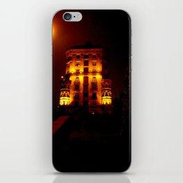 Night Crest 6 iPhone Skin