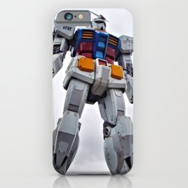 Mobile Suit Gundam iPhone Case