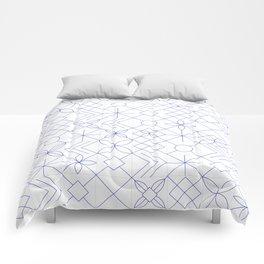 Portuguese Tiles Comforters