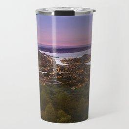 Bergen Sunset Travel Mug