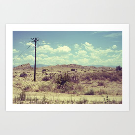 New Mexico 5 Art Print