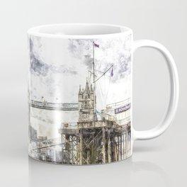 The river Thames London Coffee Mug