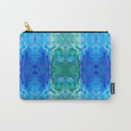210 - abstract pattern Carry-All Pouch