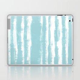 Shibori Stripe Seafoam Laptop & iPad Skin
