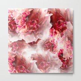 Vivid floral Metal Print