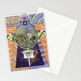 Temple Of Doom (2011) Stationery Cards
