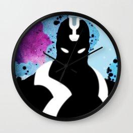 Black Bolt (Inhuman) Wall Clock