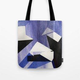 Land Composition 3 Tote Bag