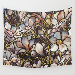 Louis Comfort Tiffany - Decorative stained glass 10. Wall Tapestry