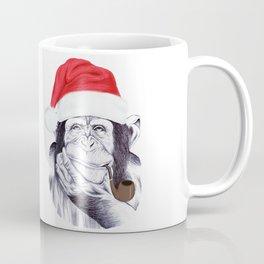 Christmas Chimp Coffee Mug