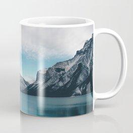 Lake Minnewanka, Canada #society6 #decor #buyart Coffee Mug