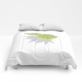 Watercolor Jolteon Comforters