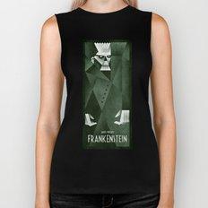 Frankenstein 1931 Biker Tank