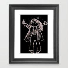 DasiaPew Framed Art Print