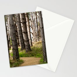 Path to the Sea (Point Lobos) Stationery Cards