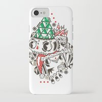 fez iPhone & iPod Cases featuring Fez by Polypop