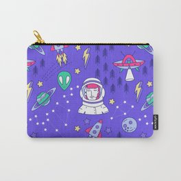 Space Love Carry-All Pouch