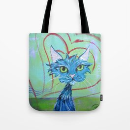 A Little Love Tote Bag