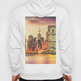New York City Skyline Hoody