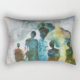 Tribe Rectangular Pillow