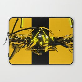 3d graffiti - 'scapes Laptop Sleeve
