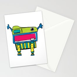 Happy Mr. Turtle Stationery Cards
