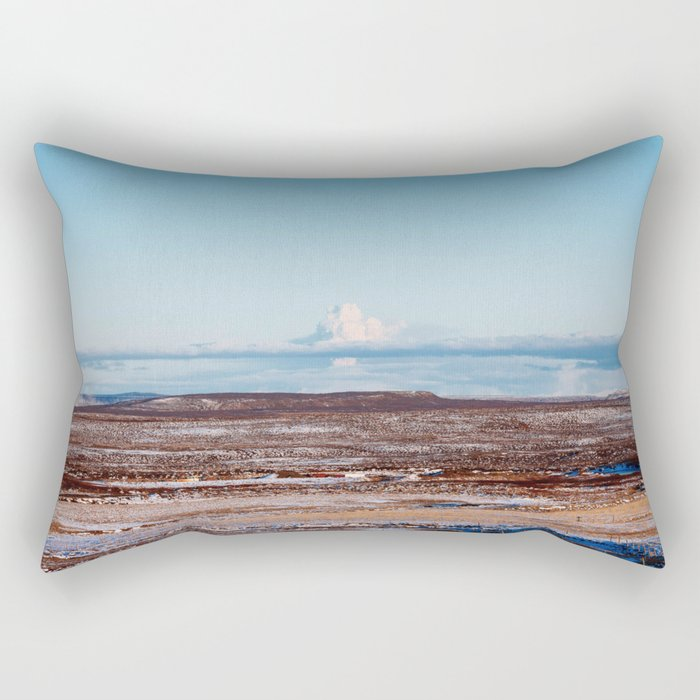 Islande photo Rectangular Pillow